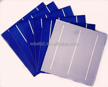 High Efficiency 156mmx156mm 3BB Tabbed Poly Solar Cell For Sale