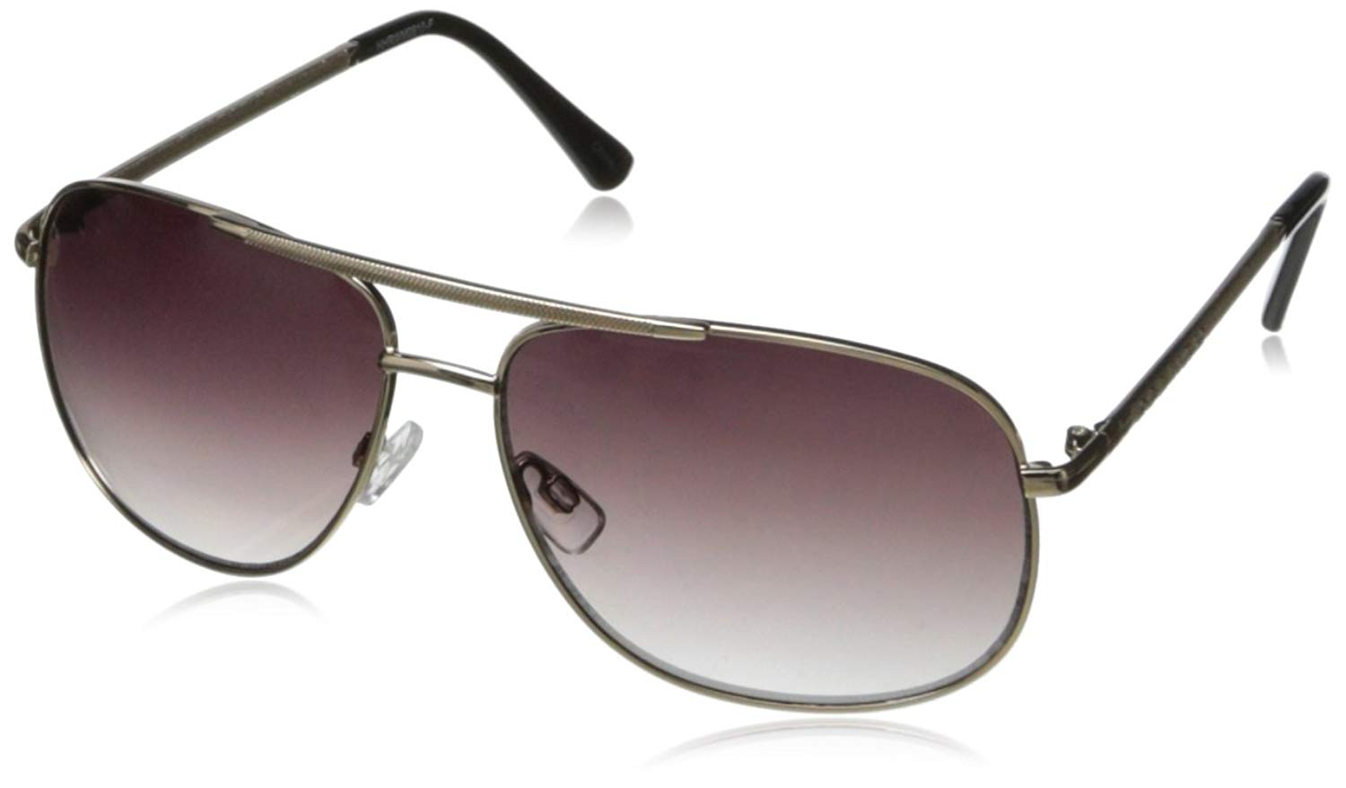 3cf6007355808 Get Quotations · Rocawear R1376 Aviator Sunglasses