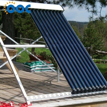 Attractive Design Vacuum Tube Thermal Hot Sale Solar Collector