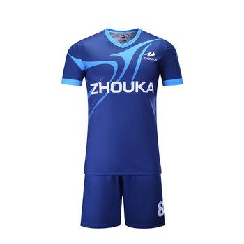 Custom China Guangzhou equipos de fútbol baratos camisas y pantalones  cortos al por mayor sublimado en 76cc49bb9d1ab