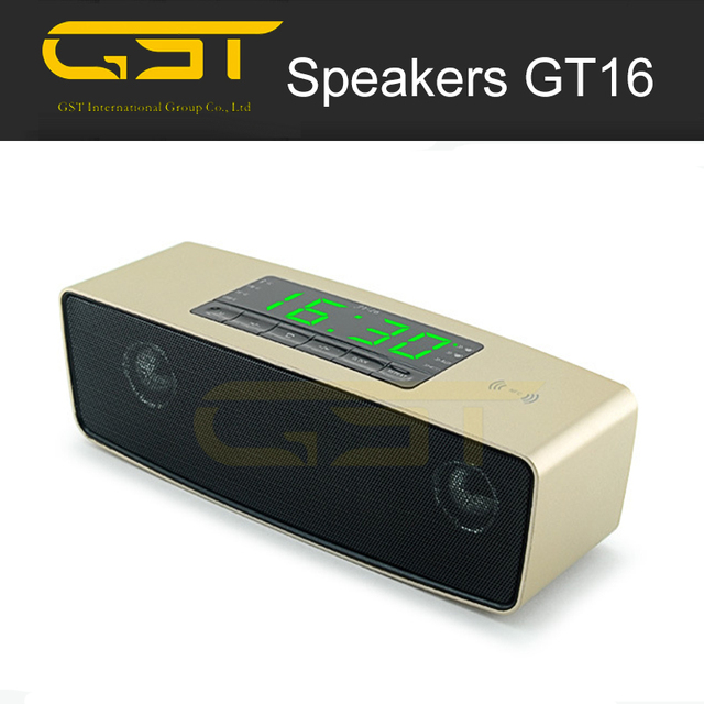 LED bluetooth speaker JY-16,with FM,CLOCK and ALARM function