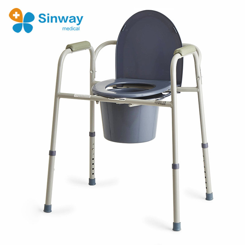 Patient Disabled Toilet Chair For Elderly, Patient Disabled Toilet ...