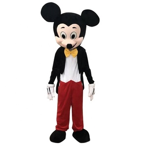 dc50edd12 Mickey Mouse Mascot Costume, Mickey Mouse Mascot Costume Suppliers and  Manufacturers at Alibaba.com