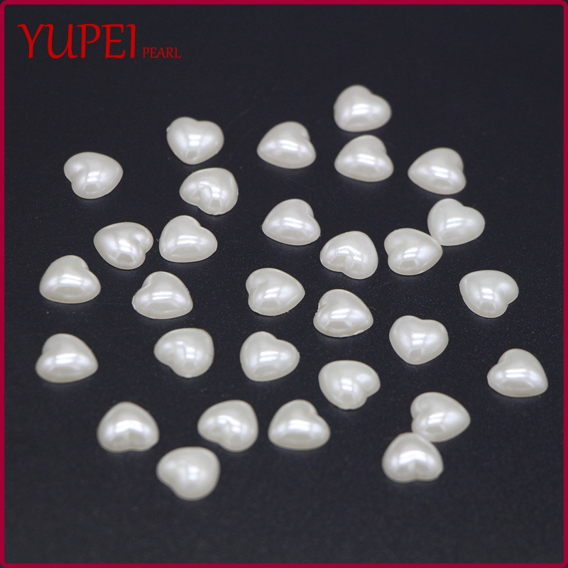 Love Heart Design Pearl 8mm,10mm, 12mm,14mm,18mm Top Quality Jewelry Mala for Jewelry Making Loose Beads