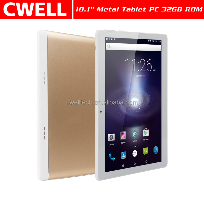 good price UTAB B906 10.1 Inch Slim Metal Cover 2GB/32GB Android Tablet <strong>PC</strong> with 4000mAh Big Battery