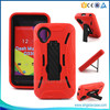 Combo Hybrid Kickstand Mobile Phone Case For BLU Studio C Super Camera D870U