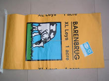 manufacturer of plastic animal feed bags