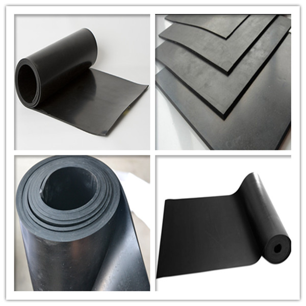 Anti Slip Acid Resistant Rubber Sheet/Color Industrial Rubber Sheet