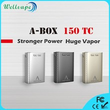 Wholesale price Rofvape A box 150w TC magic flight launch box vaporizer