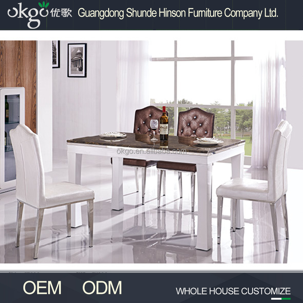 Top quality round dining tables and chairs
