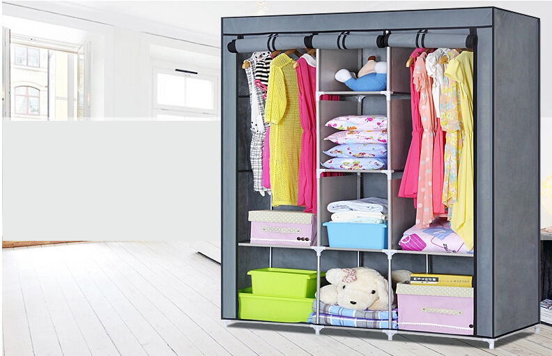 Charmant Portable Folding Wardrobe Wholesale, Folding Wardrobe Suppliers   Alibaba