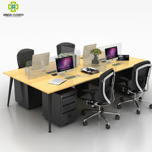 Modular office furniture Linear office workstation panel system