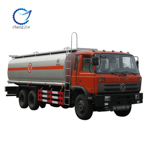 DongFeng 22cbm 22000L 6000 gallons tanker 6*4 fuel bowser truck for sale