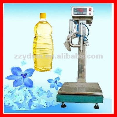 best selling edible oil Weighing filling machine