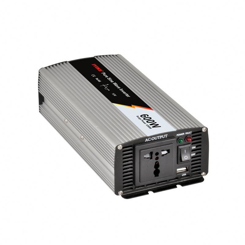 2500 5000 Watt Spannungswandler Reiner Sinus 12V 230V Wechselrichter Wandler LCD