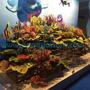 Handmade Artificial Coral Reef Aquarium Decoration Wholesale