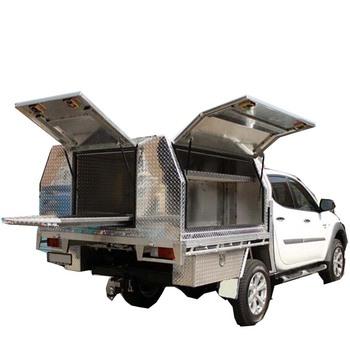 Special Design Weather Proof Custom Aluminium Ute Canopy For Truck