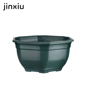 eco-friendly fruite and plant indoor plastic pot for nursery planter
