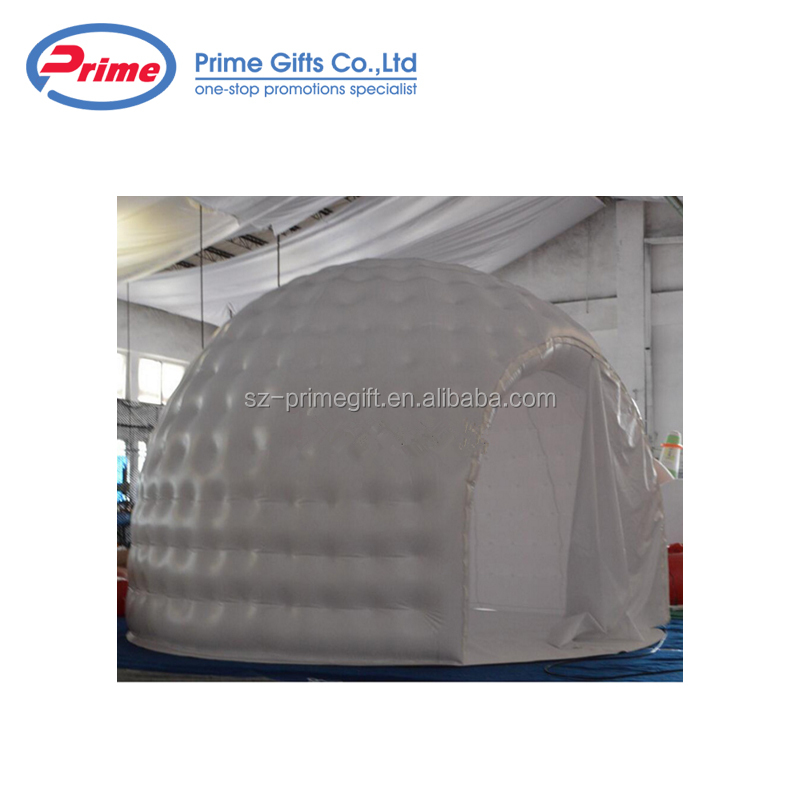 Double Wall Outdoor Inflatable Clear Air Dome Camping Tent