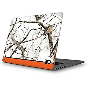NHL Philadelphia Flyers MacBook Pro 13 (2013-15 Retina Display) Skin - Realtree Camo Philadelphia Flyers Vinyl Decal Skin For Your MacBook Pro 13 (2013-15 Retina Display)