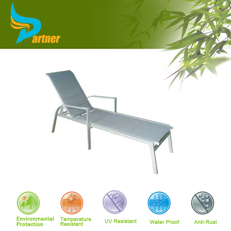 Outdoor Aluminum Garden Furniture Mesh Fabric Beach Sling Sun Lounger   Buy  Sling Sun Lounger,Beach Sling Sun Lounger,Fold Up Aluminium Sun Lounger  Product ... Part 87