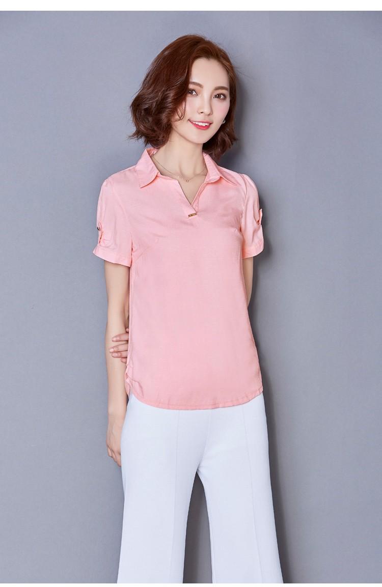 Shirt design female - Latest Fashion Blouse Design Ladies Long Sleeve Batik Front Neck Design Blouse Women Latest Fashion Blouse