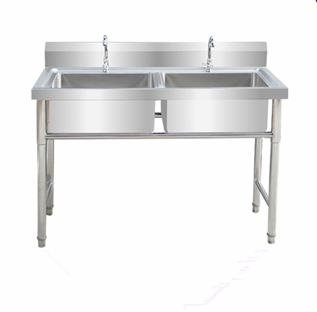 Commercial Kitchen Sink Table For Restaurant Project Factory Hotel Kitchen Stainless Steel Work Table With Dish Wash Sink Basin Buy Hotel Kitchen Stainless Steel Work Table With Dish Wash Sink Basin Industrail Stainless