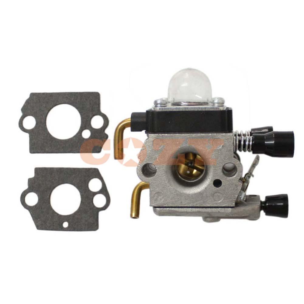 acheter nouveau carburateur w joint pour stihl hs45 remplacer 4228 120 0608. Black Bedroom Furniture Sets. Home Design Ideas