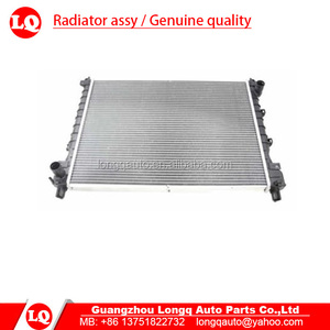 PCC000320 Auto engine cooling aluminum water radiator for LAND ROVER freelander LN 1.8 2.0 2.5 98-06 PCC000321