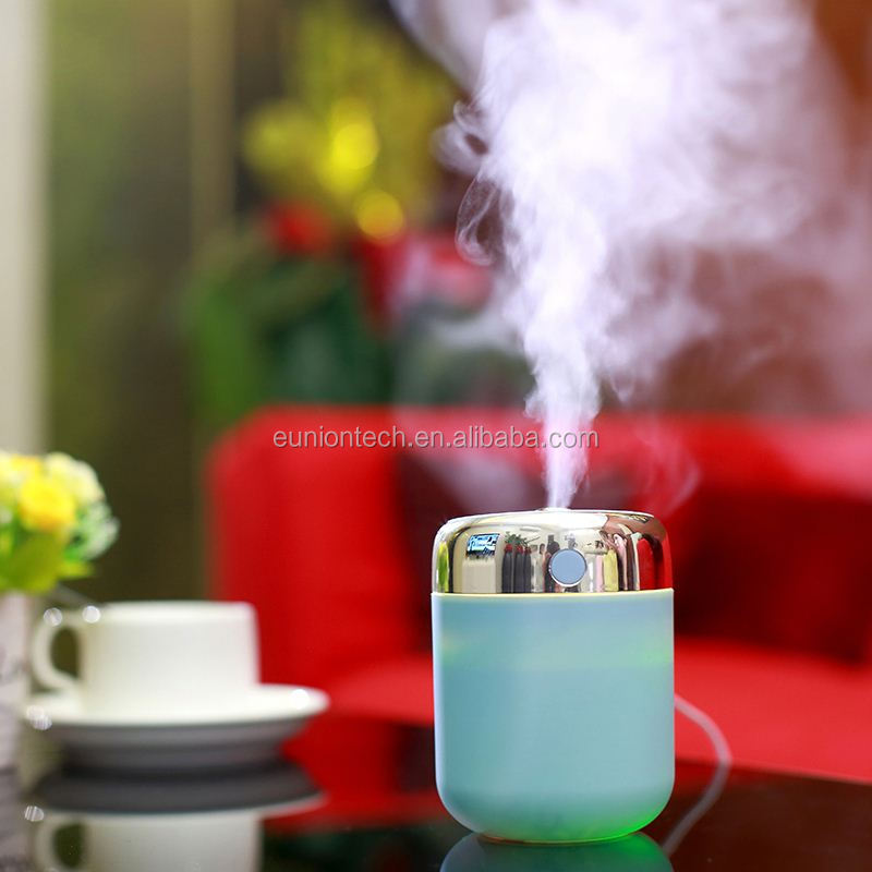 Top quality aromatherapy essential oil diffuser with 7 Auto Color Changing LED Lamps