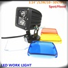 4x4 off-road accessories led work lights 12w 12 volt CR EE IP68