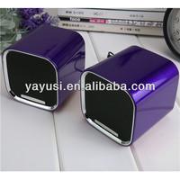2.0 mini subwoofer/speaker portable ipod speaker