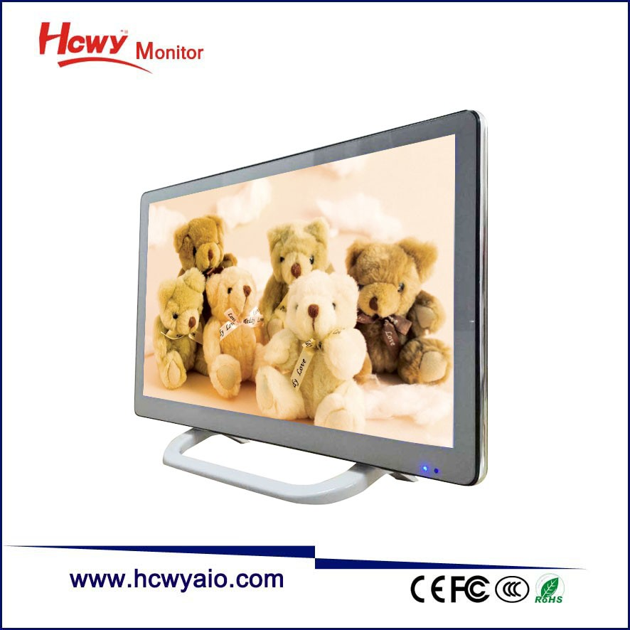 Wall Mounted Hotel LED TV 23inch Full HD Flat Screen LED Televisions