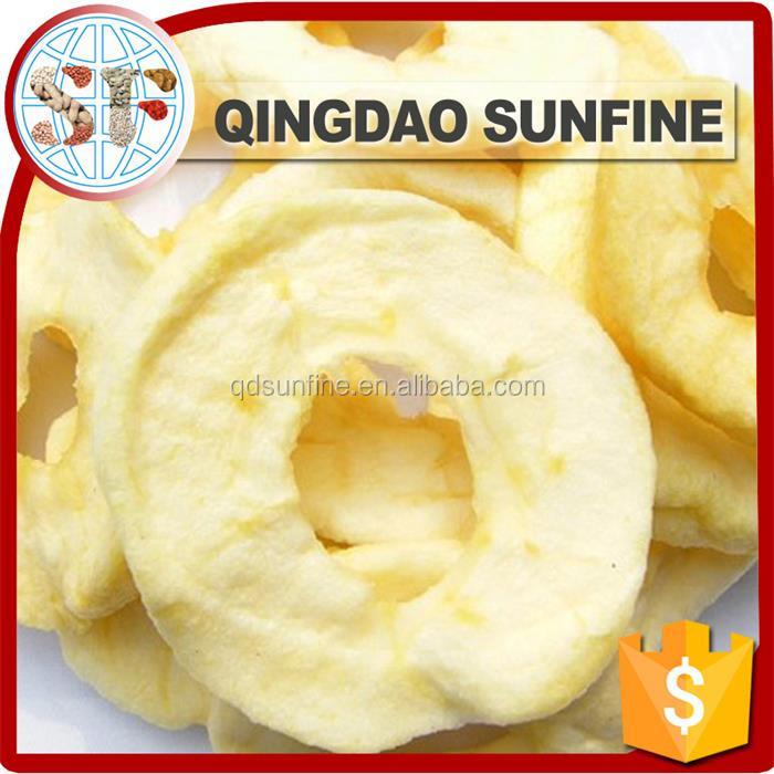 Low Price Organic Dried Apple Rings