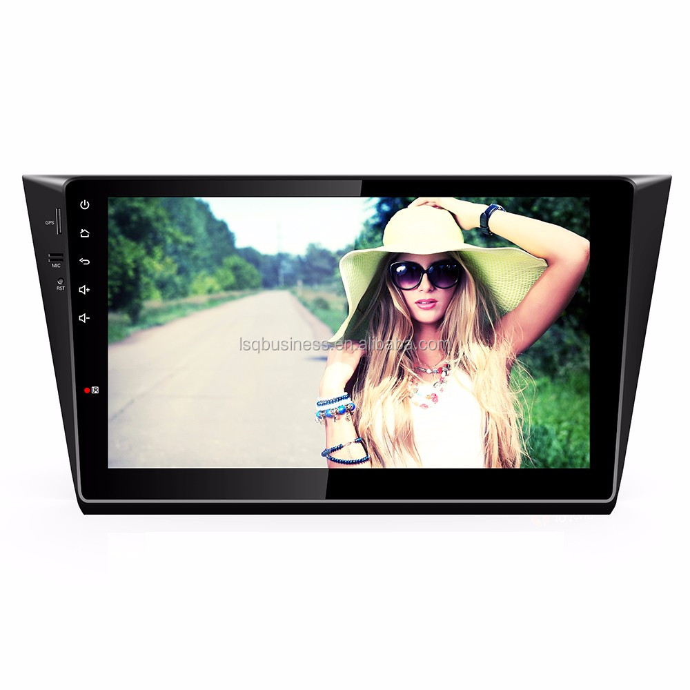 LSQ Star Hot Selling For Volkswagen Bora 2016 Android Car DVD GPS with large Screen gps cheap price