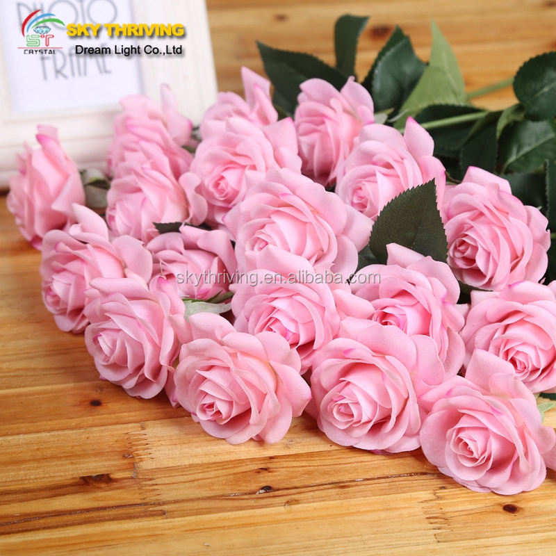 Simulation Rose Living Room Desktop Decoration Flower