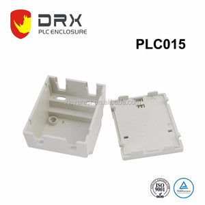 Hard Drive Plastic Din Rail Enclosure