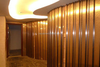 perforated stainless steel sheet metal wall decorations