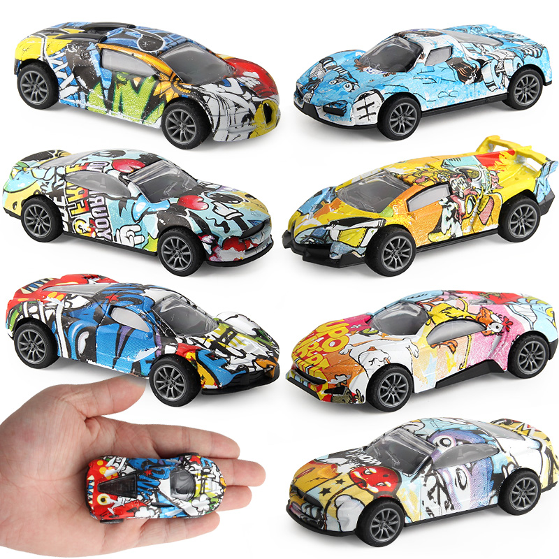 Vehicle <strong>model</strong> Die Casting Car <strong>Model</strong> Racing Toy Children's Return Car Warrior Toys