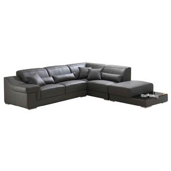 L Shape Sofa Cover,l Shaped Corner Sofa,modern Sectional L Shape Corner  Leather