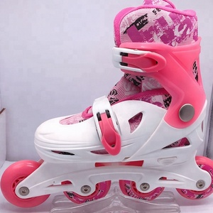 2018 Adjustable Girls Inline Skates