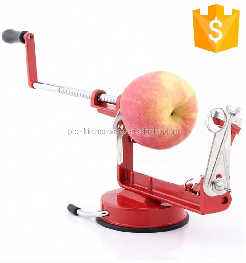Wholesale apple Peeler Apple Corer Potato Peeler and Slicer Machine
