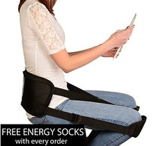 FREE SAMPLE new product innovative FDA approved Christmas gift box office gift make every chair ergonomic ease back pain