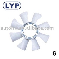 Auto Radiator Cooling Fan Blade used For Hyundai 25261-42100