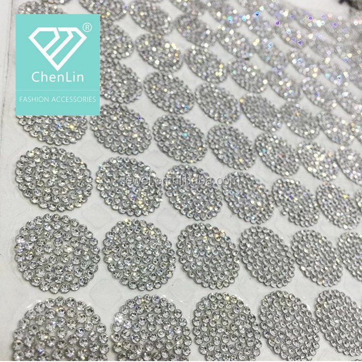 Eco-friendly Baguette Sew On Strass Crystal Clear Flatback di Pietra Per L'indumento