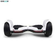 "Gyroor 8.5"" off road two wheel smart balance electric scooter adult 350W*2 hoverboard"