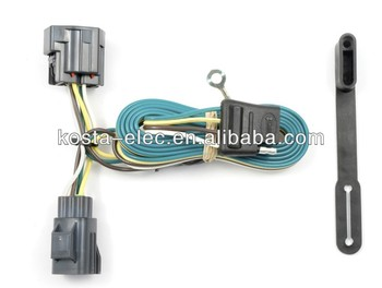 jeep wrangler trailer wiring harness light t one connector curt rh alibaba com