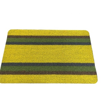 China Supplier Tpr Grass Series Quilted Floor Mat