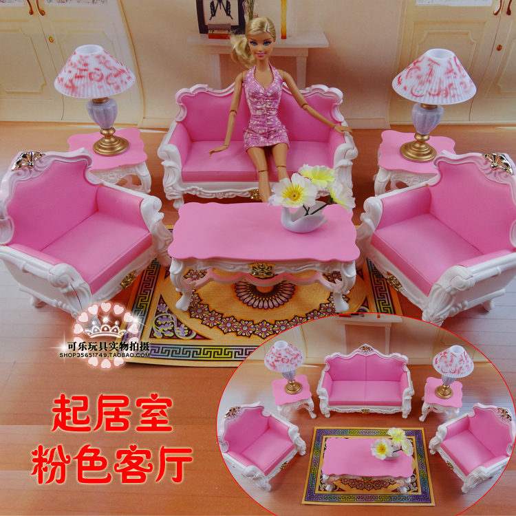 American Girl Doll Living Room Furniture: 2014 New Doll Furniture Accessories For Barbie (sofa