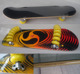Stock Chinese maple skate board flow board skate
